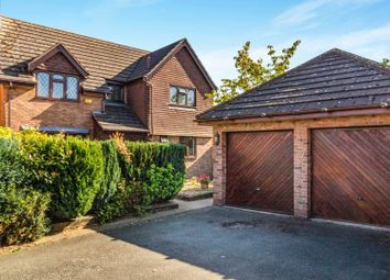 Thumbnail 4 bed detached house for sale in Southey Way, Aylesford