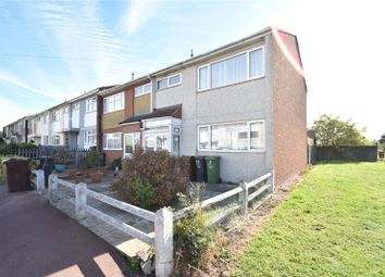 Thumbnail 3 bed end terrace house for sale in Ridgewell Close, Dagenham