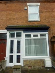 Thumbnail 3 bedroom terraced house to rent in Brantley Road, Aston, Birmingham