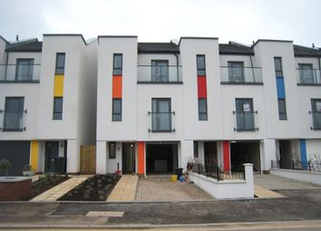 Thumbnail 4 bedroom end terrace house to rent in White Rock Way, Paignton, Devon