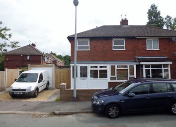Thumbnail 3 bed semi-detached house to rent in Birch Dale Avenue, Wrockwardine Wood, Telford