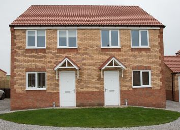 Thumbnail 3 bed semi-detached house for sale in The Tyrone, Keats Crescent, Worksop