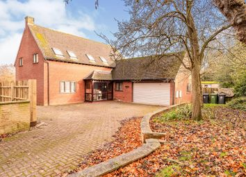 Thumbnail 4 bed detached house for sale in Chapel Street, Wellesbourne, Warwick