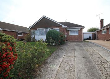 Thumbnail 3 bed bungalow for sale in Fleetwood Avenue, Holland-On-Sea, Clacton-On-Sea