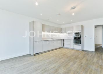 Thumbnail 2 bed flat to rent in Bowline Court, Enderby Wharf