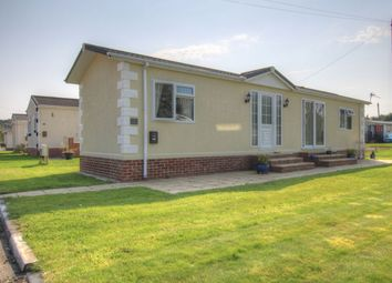 Thumbnail 2 bed bungalow for sale in Bewick Main Residential Park, Birtley, Chester Le Street