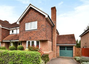 Thumbnail 3 bed semi-detached house for sale in Michael Lane, Guildford, Surrey