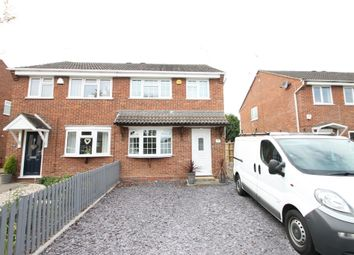 Thumbnail 3 bedroom semi-detached house to rent in Charnwood Drive, Hartshill, Nuneaton