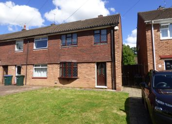 Thumbnail 4 bedroom end terrace house to rent in Goode Croft, Tile Hill, Coventry