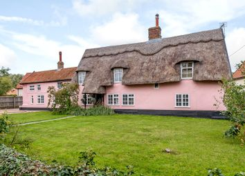 Thumbnail 5 bed property for sale in Common Road, Shelfanger, Diss, Norfolk