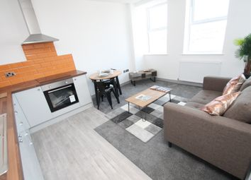 Thumbnail 1 bed flat to rent in St Peters House, Princess Street, Doncaster