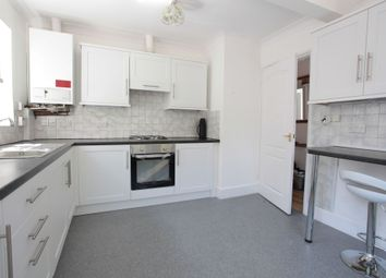 Thumbnail 3 bed semi-detached bungalow to rent in Sambruck Mews, London