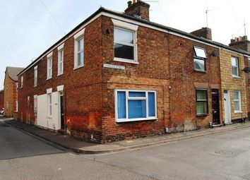 Thumbnail 1 bed maisonette for sale in Cannon Street, Wisbech