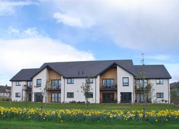 Thumbnail 2 bed flat for sale in Thornhill Court, Elgin