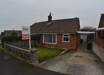 Thumbnail 2 bed bungalow to rent in Hampton Close, Nunthorpe