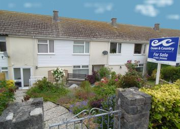 3 bed terraced house for sale in Trewint Crescent, East Looe, Looe PL13