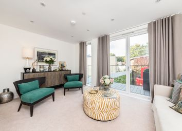 Thumbnail 5 bed town house for sale in Bourke Close, London