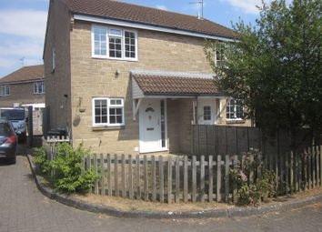 Thumbnail 2 bed semi-detached house to rent in Broadleaze, Yeovil