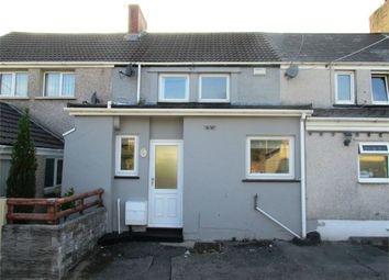 Thumbnail 2 bedroom terraced house to rent in Charles Row, Maesteg