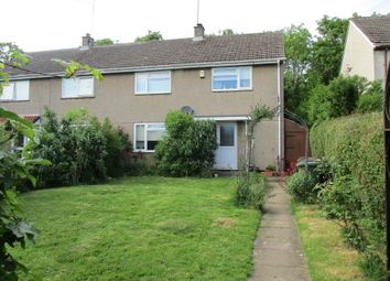 Thumbnail 4 bed semi-detached house for sale in Llewellyn Walk, Hazel Leys, Corby