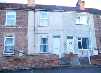 Thumbnail 2 bedroom terraced house for sale in Stanley Street, Gainsborough