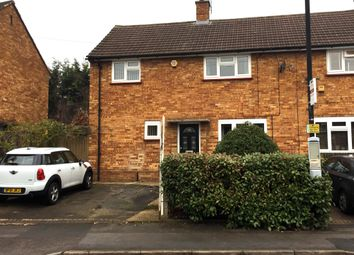 Thumbnail 3 bed semi-detached house for sale in Keel Drive, Cippenham, Slough