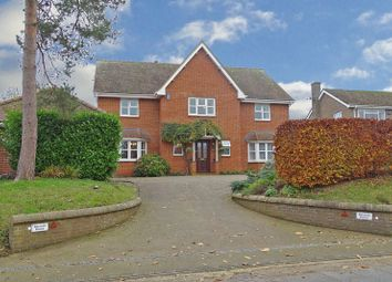 Thumbnail 5 bed detached house for sale in Southampton Road, Alderbury, Salisbury