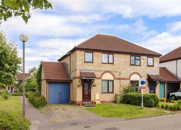 Thumbnail 3 bed semi-detached house for sale in Groundsell Close, Walnut Tree, Milton Keynes, Bucks
