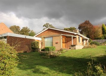 Thumbnail 3 bed detached bungalow for sale in Frolesworth Road, Ullesthorpe, Lutterworth