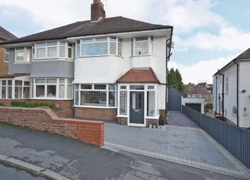 Thumbnail 3 bed semi-detached house for sale in Stylish Extended House, Ridgeway Crescent, Newport