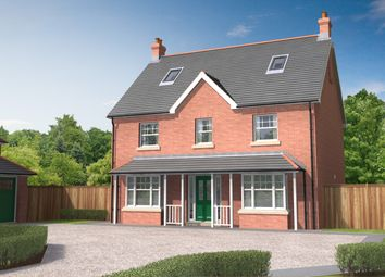 Thumbnail 5 bedroom detached house for sale in Witham Road, Woodhall Spa, Lincolnshire