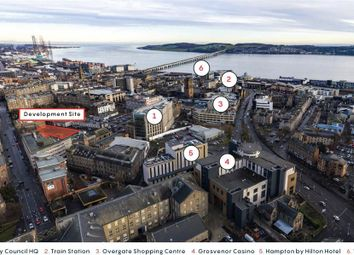Thumbnail Land for sale in South Ward Road, Dundee