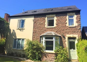 Thumbnail 6 bed detached house for sale in Brampton Road, Ross-On-Wye