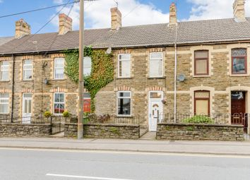 Thumbnail 2 bed terraced house for sale in Llantrisant Road, Pontyclun