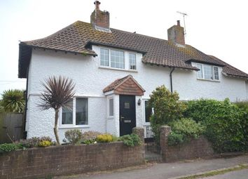 Thumbnail 2 bed semi-detached house for sale in Frewins, Budleigh Salterton, Devon