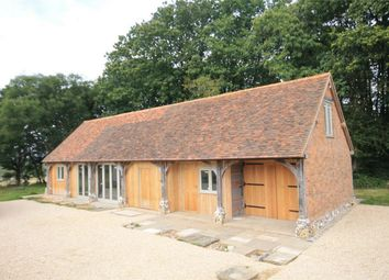 Thumbnail 2 bed barn conversion for sale in Aldermaston, Reading, Berkshire