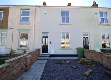 Thumbnail 2 bed terraced house for sale in Suggitts Lane, Cleethorpes, North East Lincolnshire