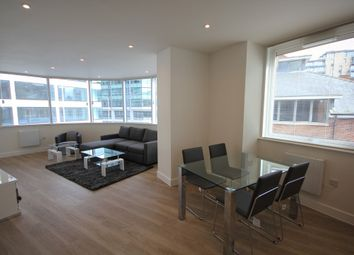 Thumbnail 1 bed flat to rent in Kings Reach Court, Crane Wharf, Reading