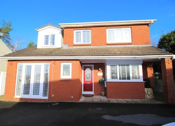 Thumbnail 4 bed detached house for sale in Paradise, Llwynhendy, Llanelli