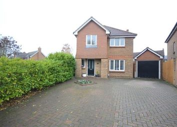 Thumbnail 4 bed detached house for sale in Jessett Drive, Church Crookham, Fleet