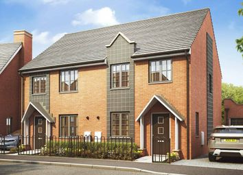 Thumbnail 3 bed semi-detached house for sale in Daws Hill Lane, High Wycombe