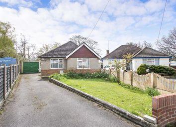Thumbnail 2 bedroom detached bungalow for sale in Benmoor Road, Upton, Poole