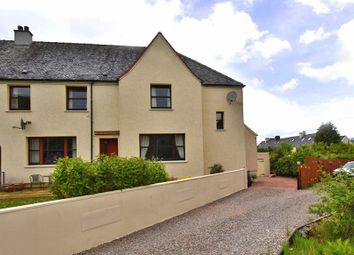 Thumbnail 3 bedroom end terrace house for sale in Park Road, Ballachulish