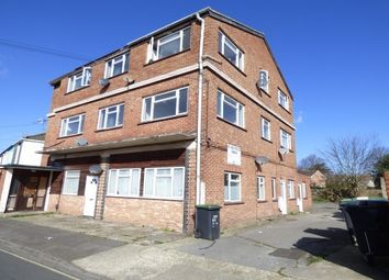 Thumbnail 1 bed flat to rent in Westfield Road, Gosport