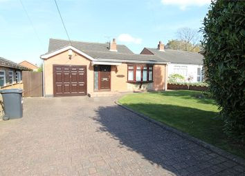 Thumbnail 4 bed detached bungalow for sale in Tunbury Avenue, Chatham, Kent.
