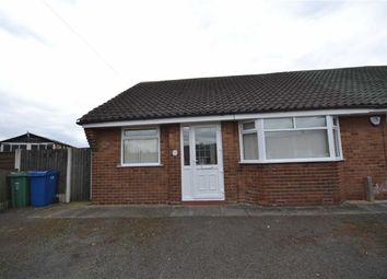 Thumbnail 2 bed semi-detached bungalow to rent in Well Grove, Manchester