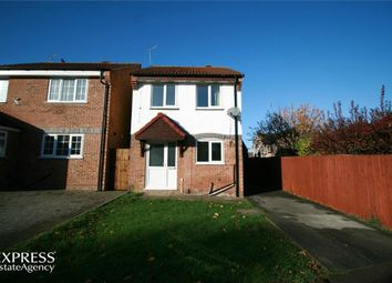 Thumbnail 3 bed detached house for sale in Bluebell Drive, Leicester