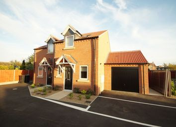 Thumbnail 2 bed semi-detached house to rent in H Mill Lane, North Hykeham, Lincoln