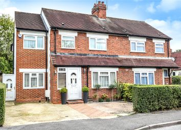 Thumbnail 4 bed semi-detached house for sale in Addison Way, Northwood, Middlesex