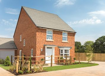 "Thumbnail 4 bed detached house for sale in ""Irving"" at Braishfield Road, Braishfield, Romsey"